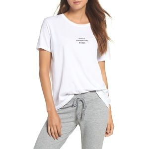NWT / BRUNETTE THE LABEL / BABES T-SHIRT